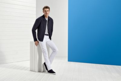 Spring/Summer 2018 menswear by BOSS