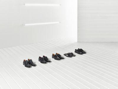 Verschiedene schwarze Schuhe von BOSS