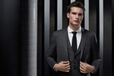 Mix and Match: Anzüge und Hosen von BOSS