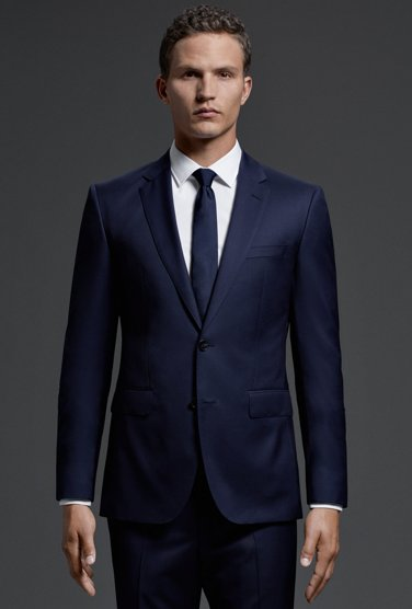 d6b3aa22b Regular fit suit separates jacket by BOSS ...
