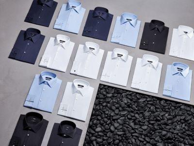 De overhemdengids van BOSS