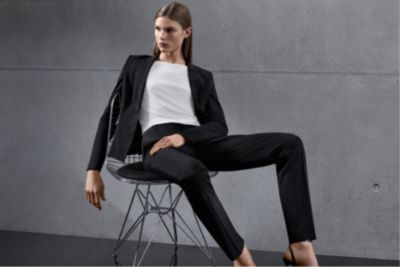 BOSS womenswear Essentials collection