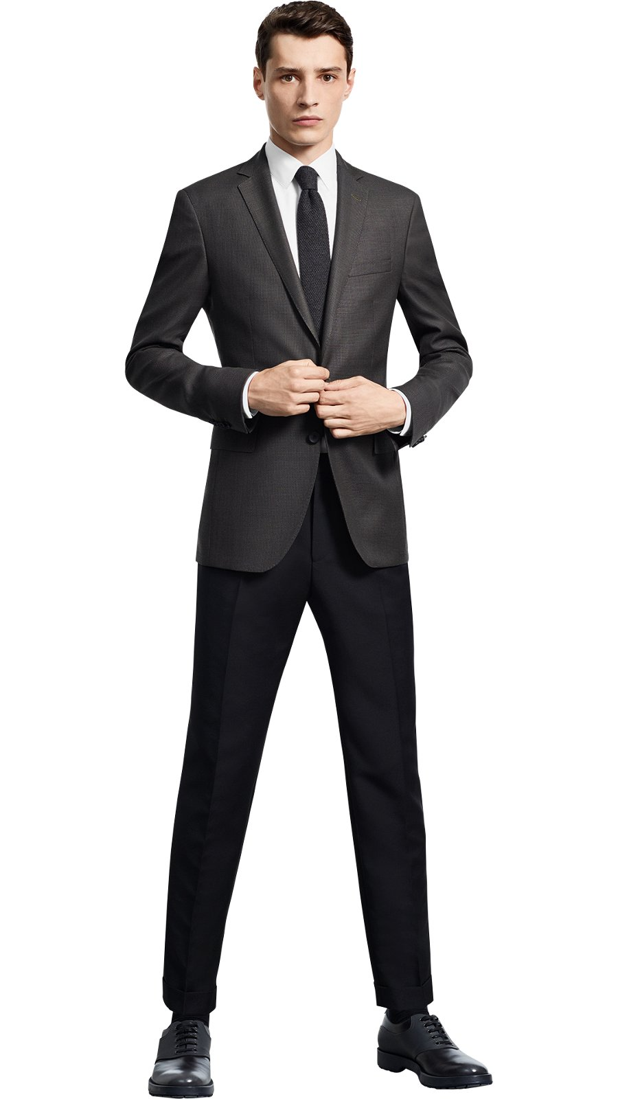 Boss Suit Shapes Create Your Look Hugo Boss