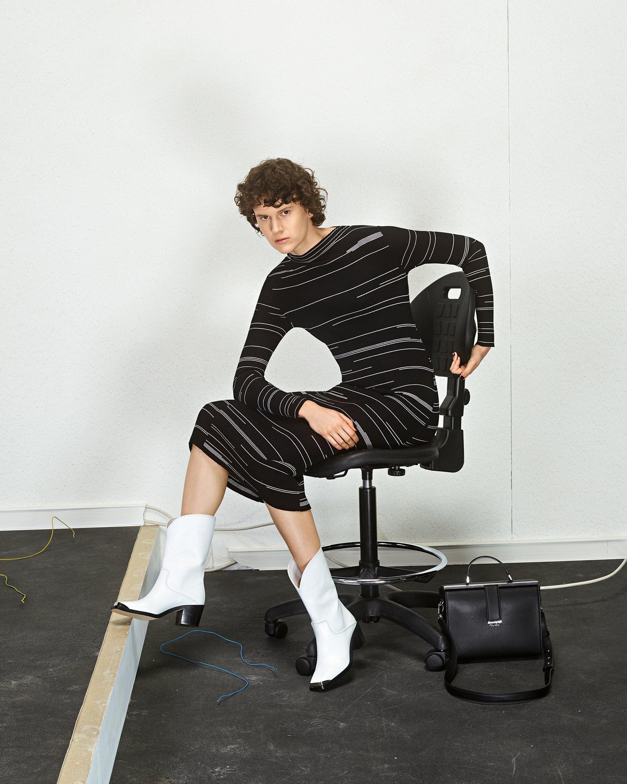Ihr Hugo Look Für Damen Unkonventionell Raffiniert