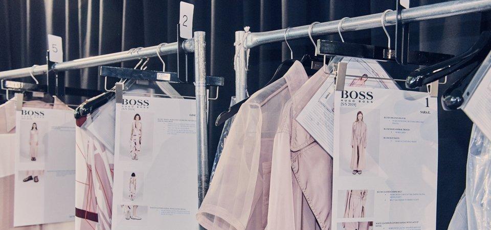 BOSS 2019 春夏新品纽约时装秀