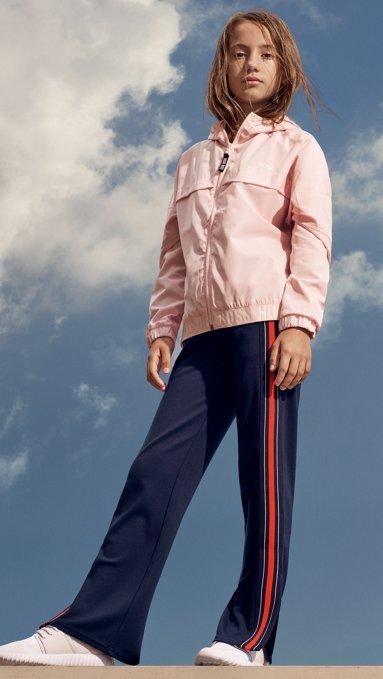 e783ac9e0 Novedosa moda infantil para niños creada por HUGO BOSS