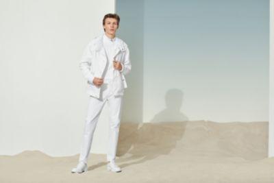 Foto met White Edition van BOSS