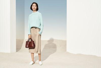 Licht Blauwe Jurk : Boss jurken voor dames boss orange is nu boss