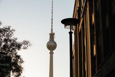 ベルリンのスカイライン