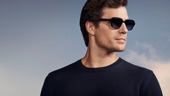 Henry Cavill para BOSS Eyewear