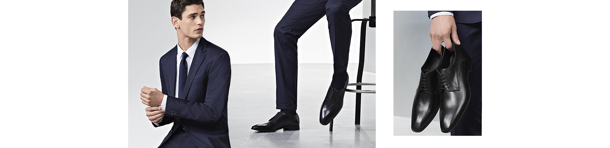 Boss Guide How To Match Suits With Shoes Hugo Boss