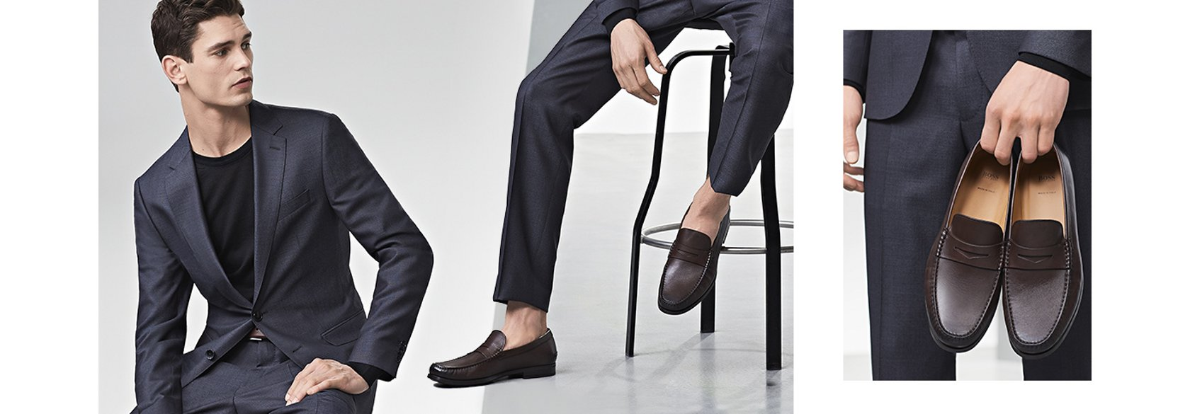 bac87dde5897cc BOSS Guide | How to Match Suits with Shoes | HUGO BOSS