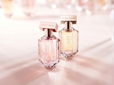 boss the scent for her parfum edition