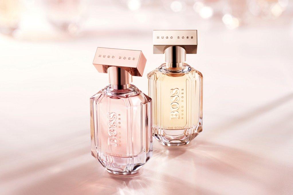 Boss Eau De Toilette The Scent For Women Hugo Boss Perfume