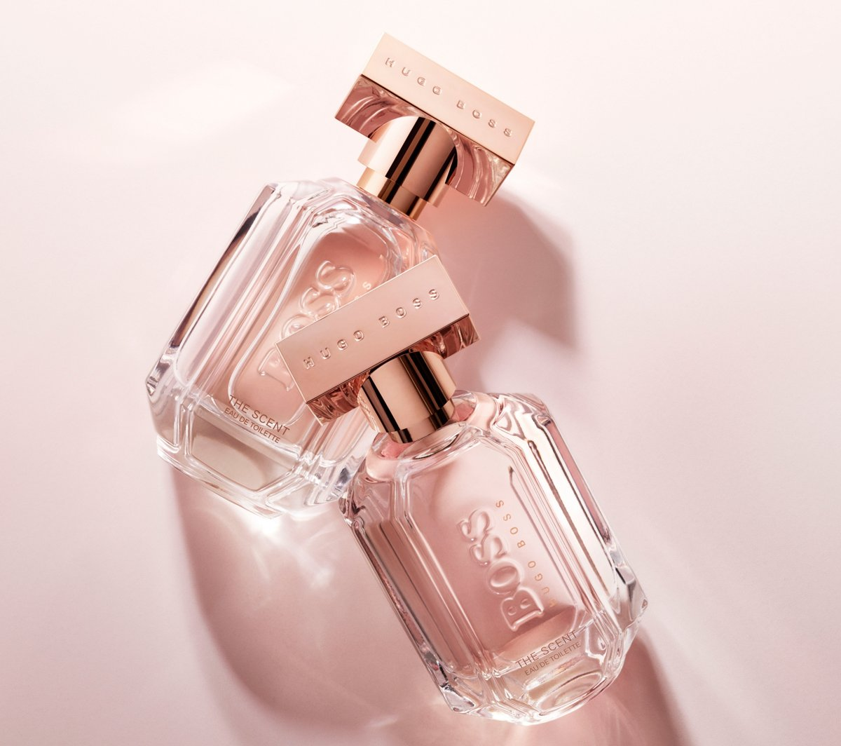 Flacon of Boss The Scent EDT for her ... d5e7cc75922