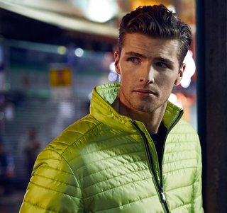 Light green outerwear by BOSS Green