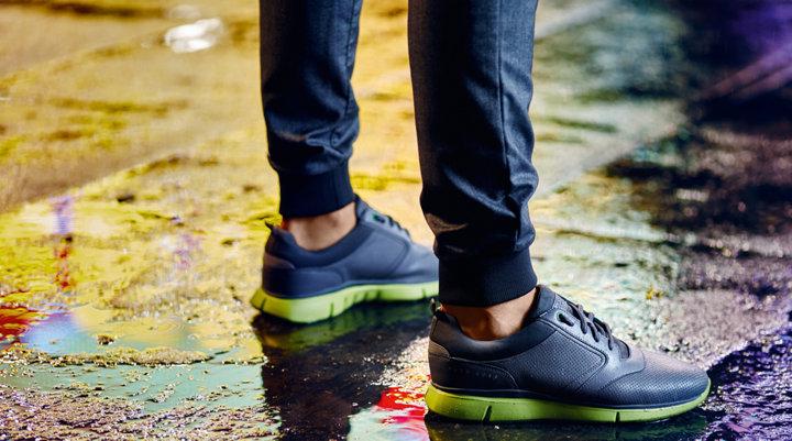Graue Sneaker von BOSS Green