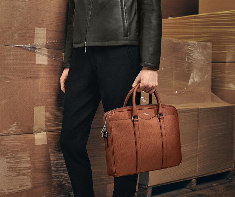 Brown bag by BOSS