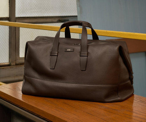 Brown bag by BOSS