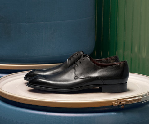 Chaussures business noires BOSS