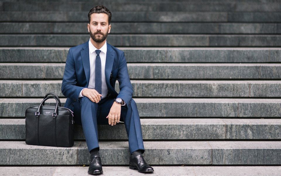 Back to Business collection by BOSS