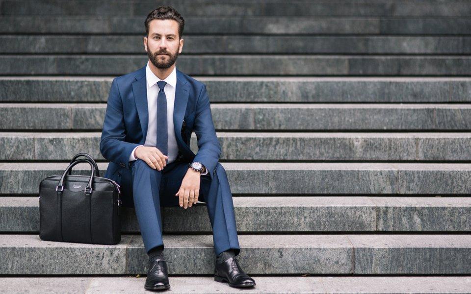Back to Business Kollektion von BOSS