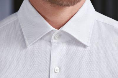 Camisa blanca de BOSS
