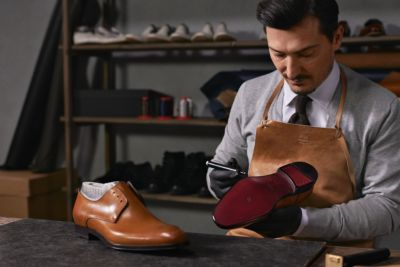 BOSS Tailored shoes
