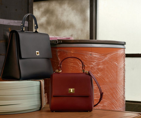 Two Bespoke bags by BOSS