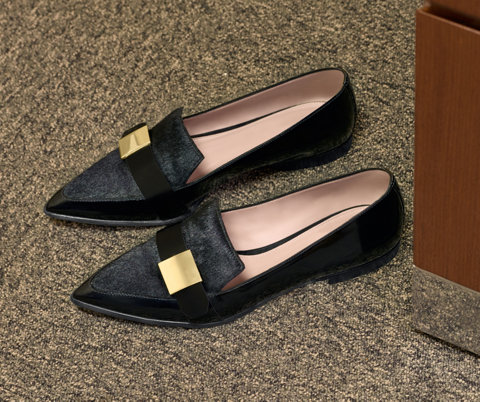Black shoes by BOSS