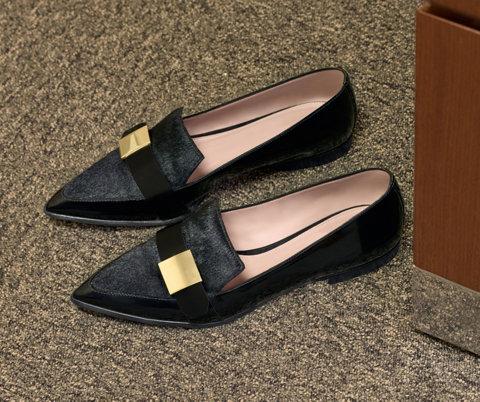 Zwarte schoenen van BOSS
