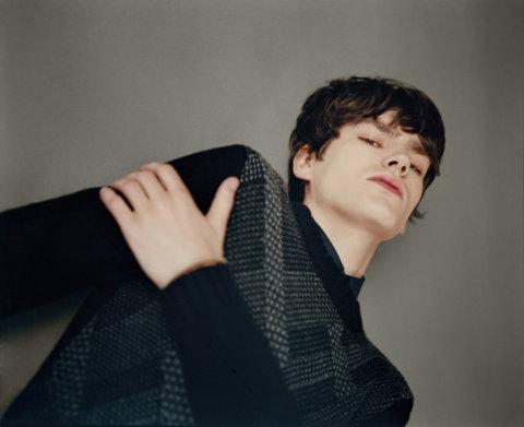 Black sweater by HUGO