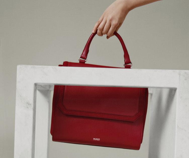 Rote Tasche von HUGO