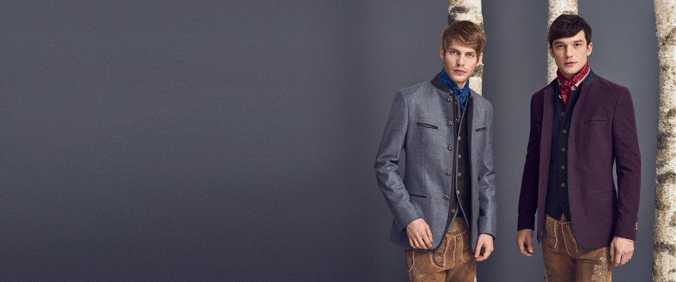Wiesn Outfits für Herren