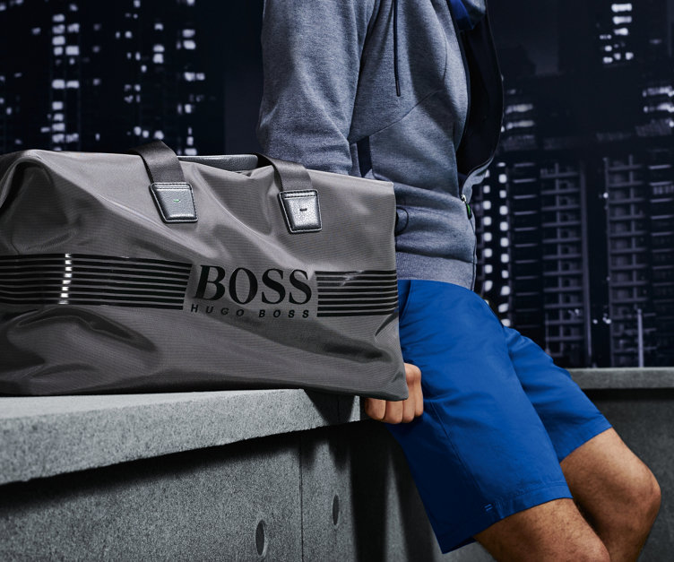 Grey bag by BOSS Green