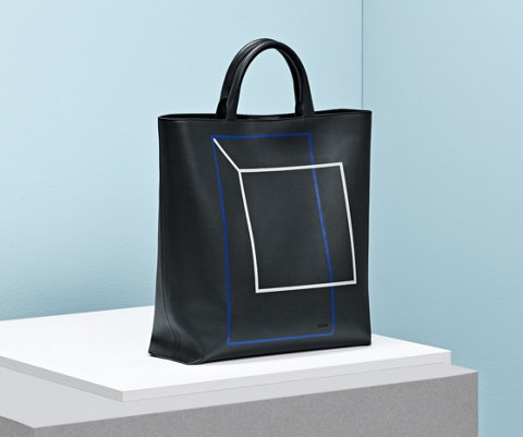Blue bag by BOSS