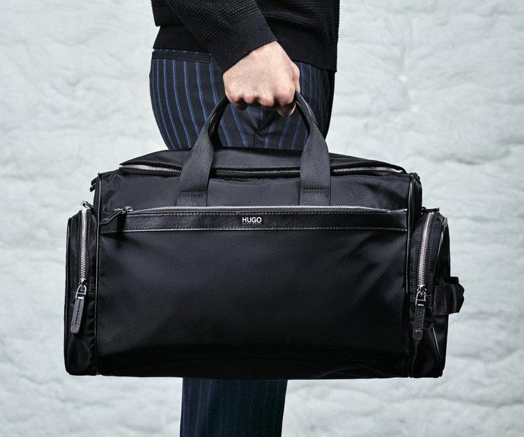 Schwarze Tasche von HUGO