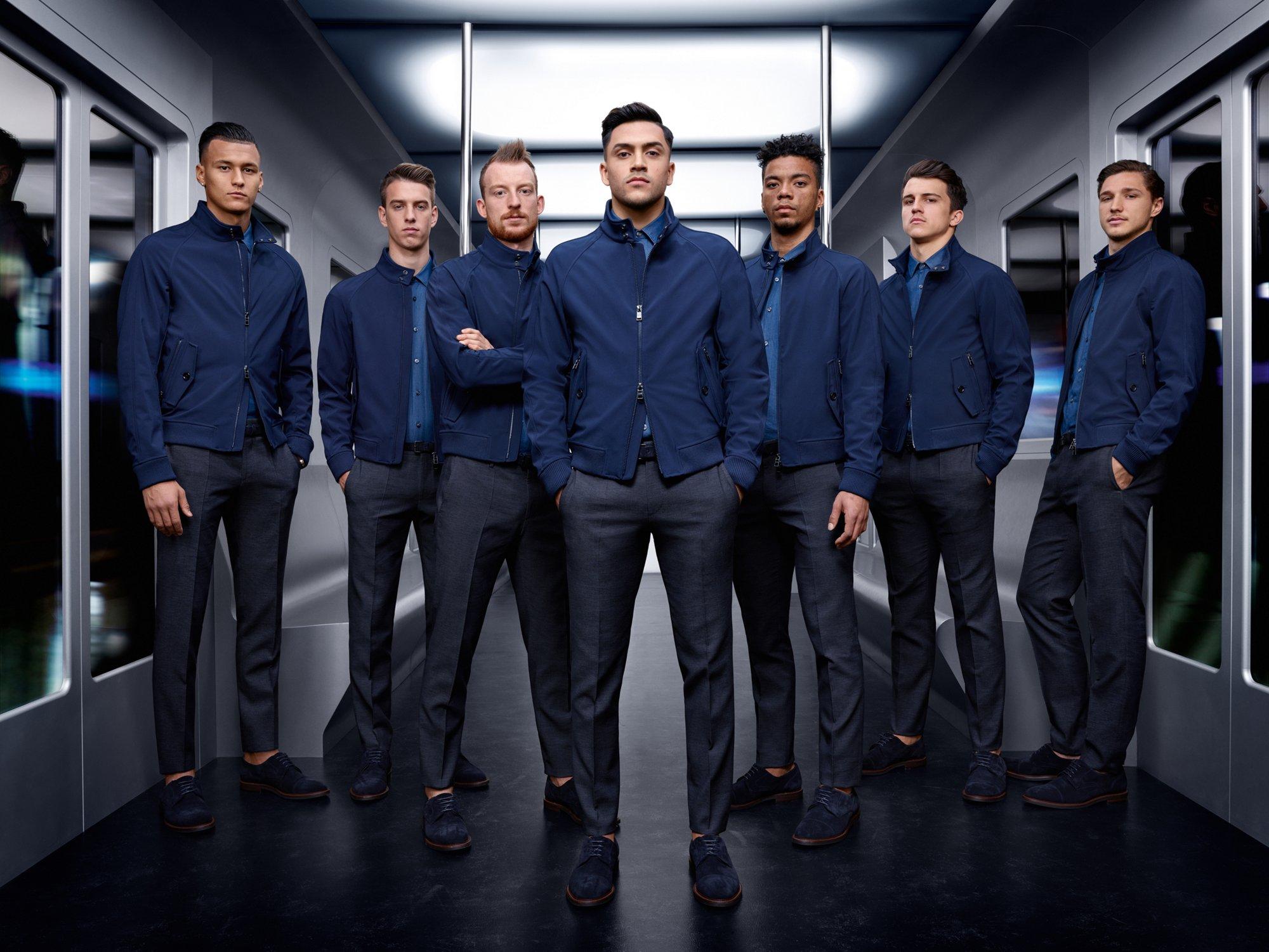 德国国家足球队官方服装合作伙伴