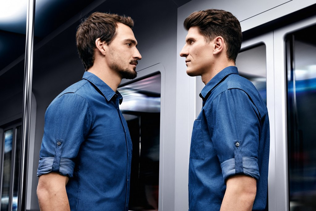 the best attitude 82d47 4b780 10 Questions with Mats Hummels and Mario Gomez