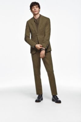 garment dyed suit