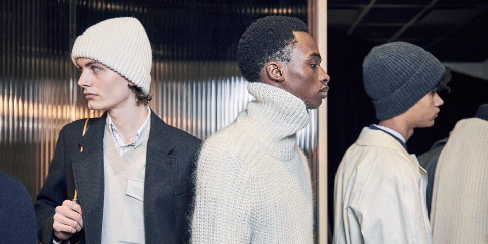 BOSS 2018 秋冬男裝紐約時裝秀