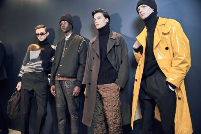 boss runway collection