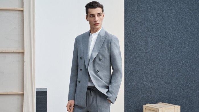 Mix and match suits from BOSS
