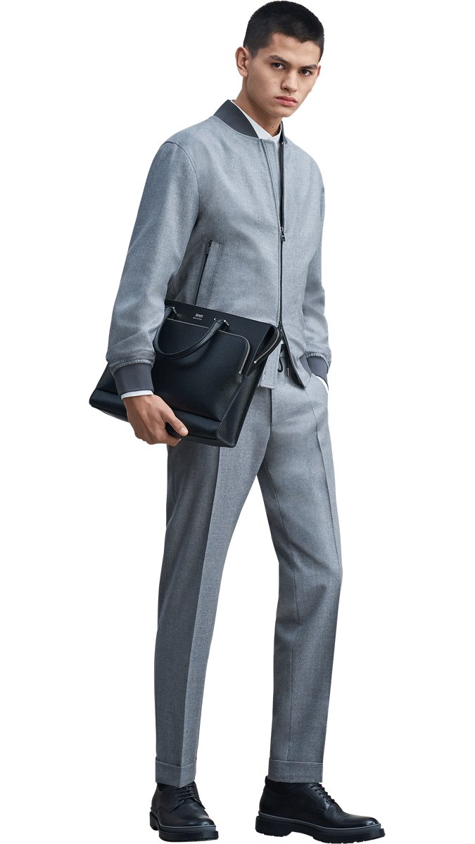 e699de772 Asesoramiento para trajes de BOSS para hombre - HUGO BOSS