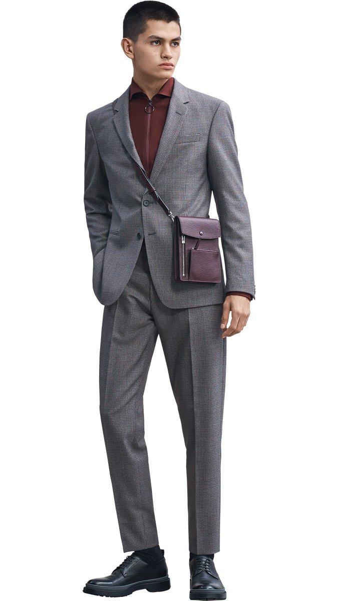 the best attitude 964c0 71536 Anzug-Guide von BOSS - Stilberatung - HUGO BOSS Herren