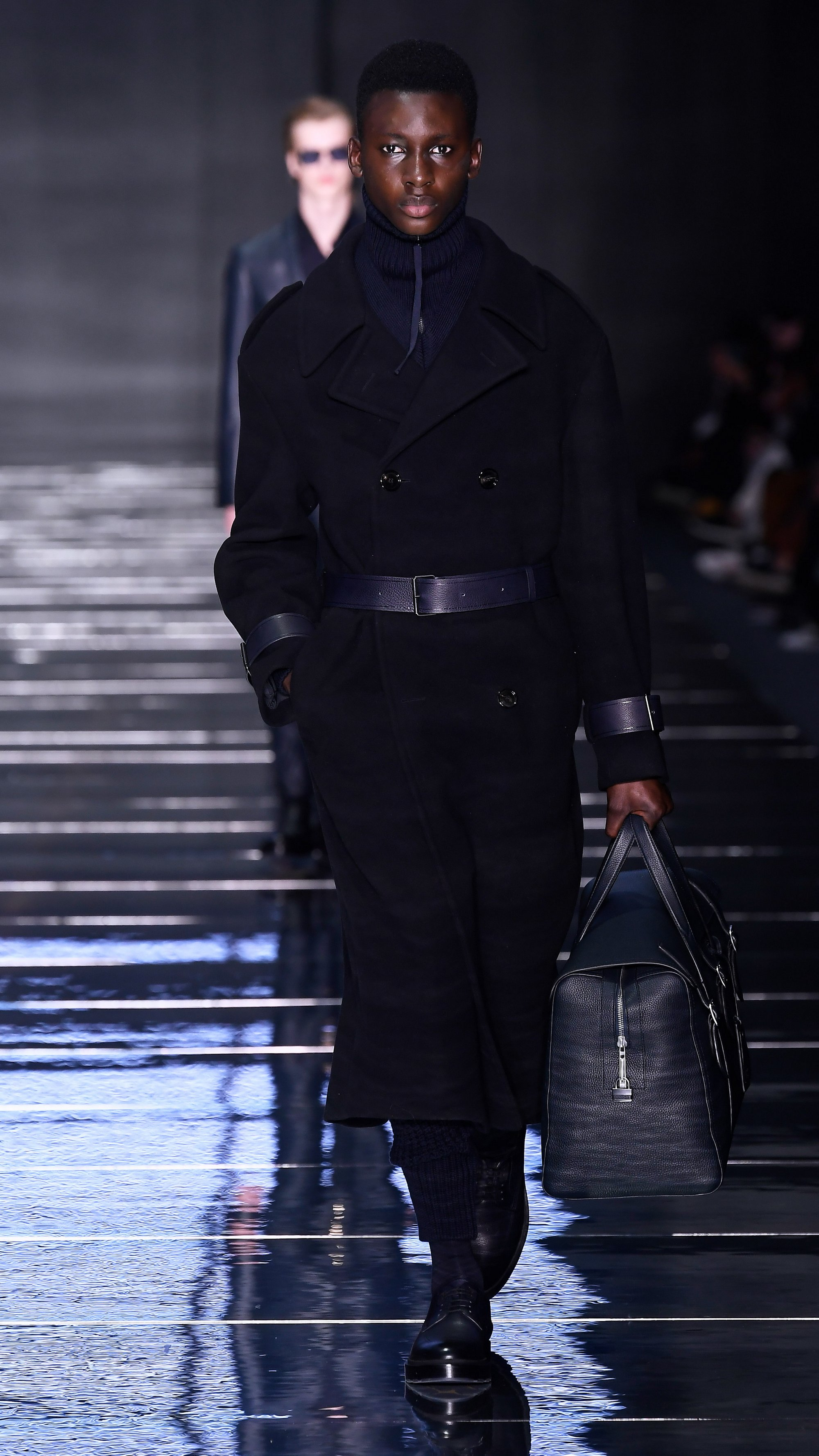 Boss Fashion Show Menswear Womenswear Hugo Boss