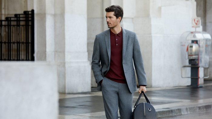 Picture representing style on the move from BOSS