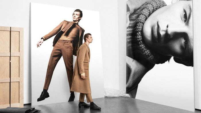 Fall/ Winter 2019 Campaign by BOSS for men and women