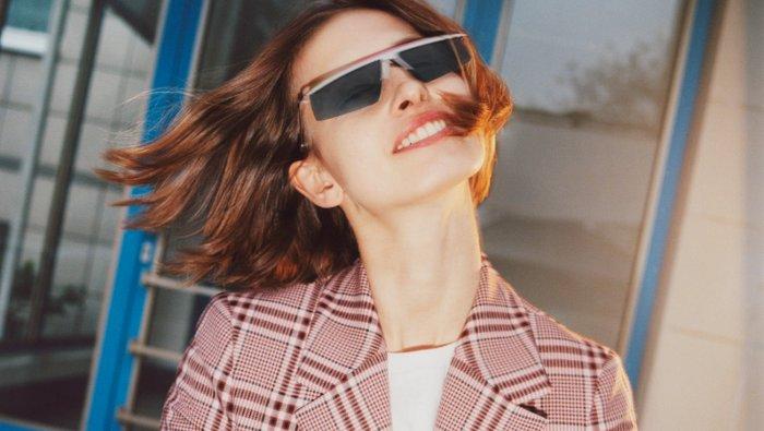 Eyewear for men and women by HUGO