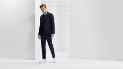 Outfit Uomo Matrimonio Casual : Abbigliamento da uomo classico moderno alla moda di boss